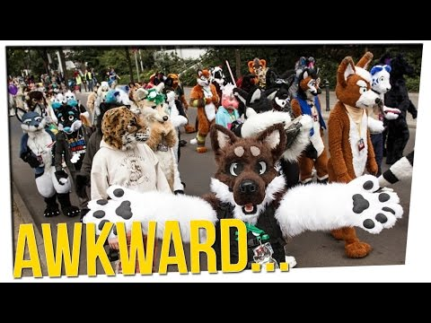 Woman Accidentally Goes to Furry Convention with her Dog ft. DavidSoComedy
