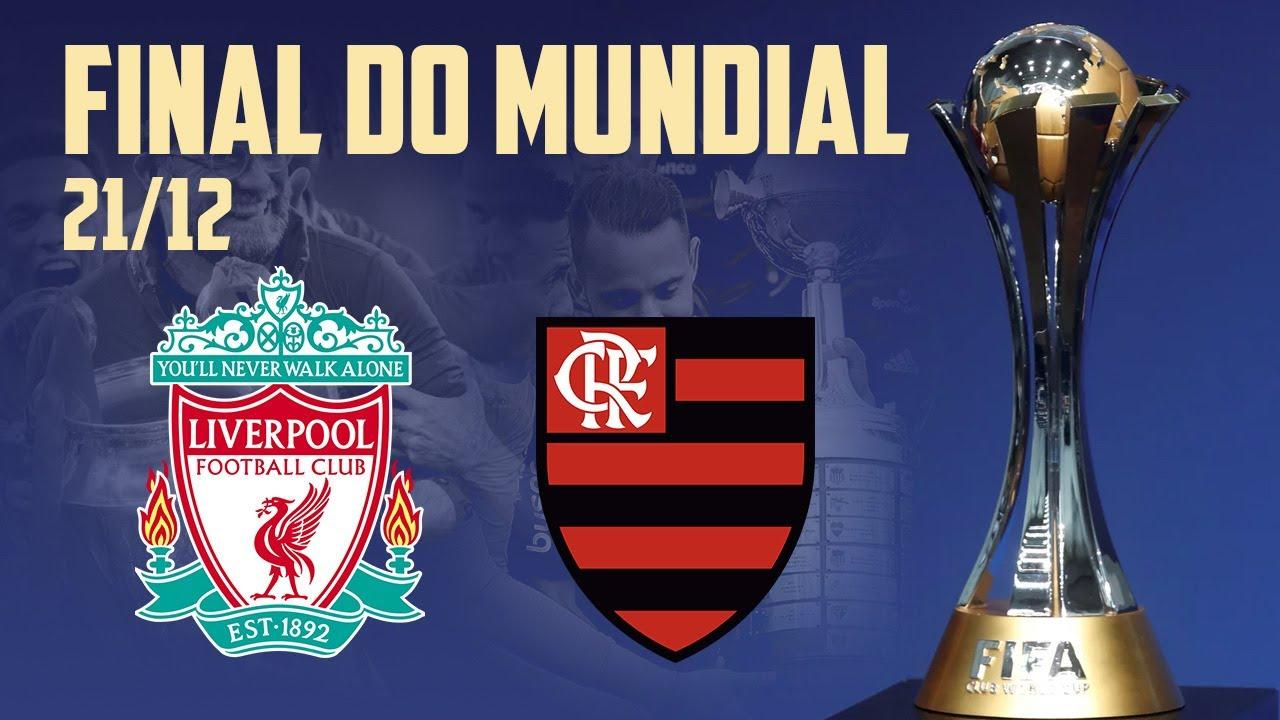 Pré Jogo Liverpool Vs Flamengo Final Do Mundial 21122019