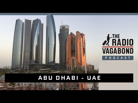 Podcast #007 - Cruisin' In Abu Dhabi