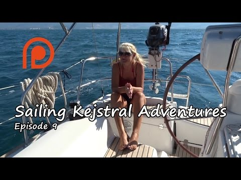 Sailing Kejstral Adventures Episode 9 ( Samos, Greece)