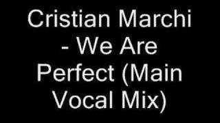Play We Are Perfect (Main Vocal Mix)