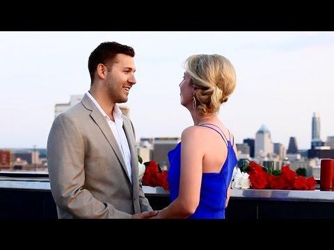 Most Elaborate Marriage Proposal Scavenger Hunt Ever