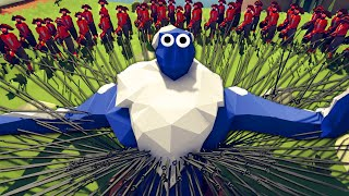 I Overwhelmed Every Unit - Totally Accurate Battle Simulator