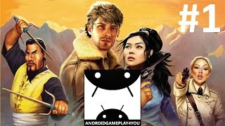Lost Horizon Android GamePlay #1 (1080p)