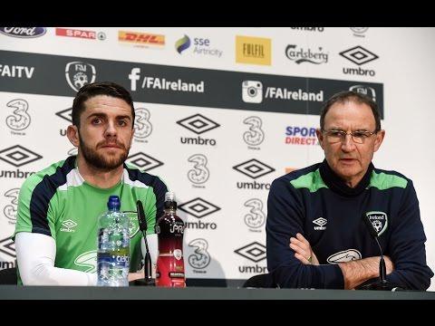 Martin O'Neill on Republic of Ireland v Iceland