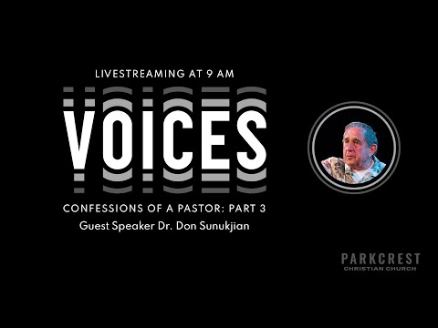 Voices: Confessions of