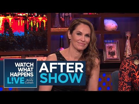 After : Was Amy Brenneman Scared To Work With Robert De Niro?  WWHL