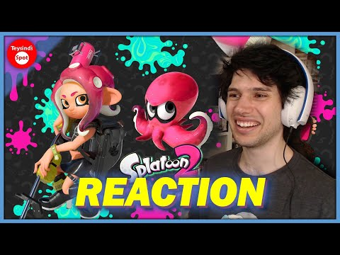 Splatoon 2 Octo Expansion - Trailer Reaction | Nintendo Direct 3.8.2018