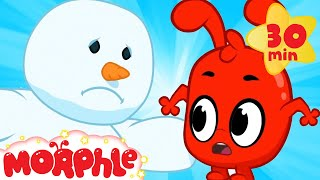 My Magic SNOWMAN! - My Magic Pet Morphle   Christmas Cartoons For Kids   Mila & Morphle   Morphle TV