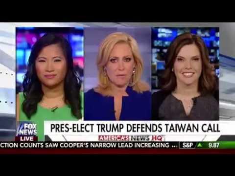 Tran on Trump-Taiwan Controversy
