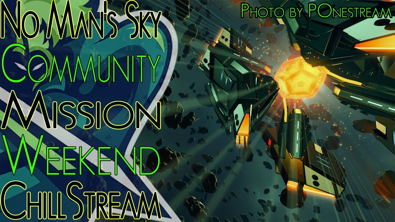 No Man's Sky Live Stream | Weekend Community Event | NMS Quicksilver Missions