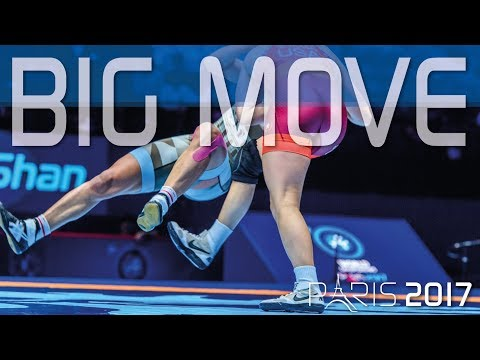 Big Move From Day 3 Of The World C'ships, #Lutte2017