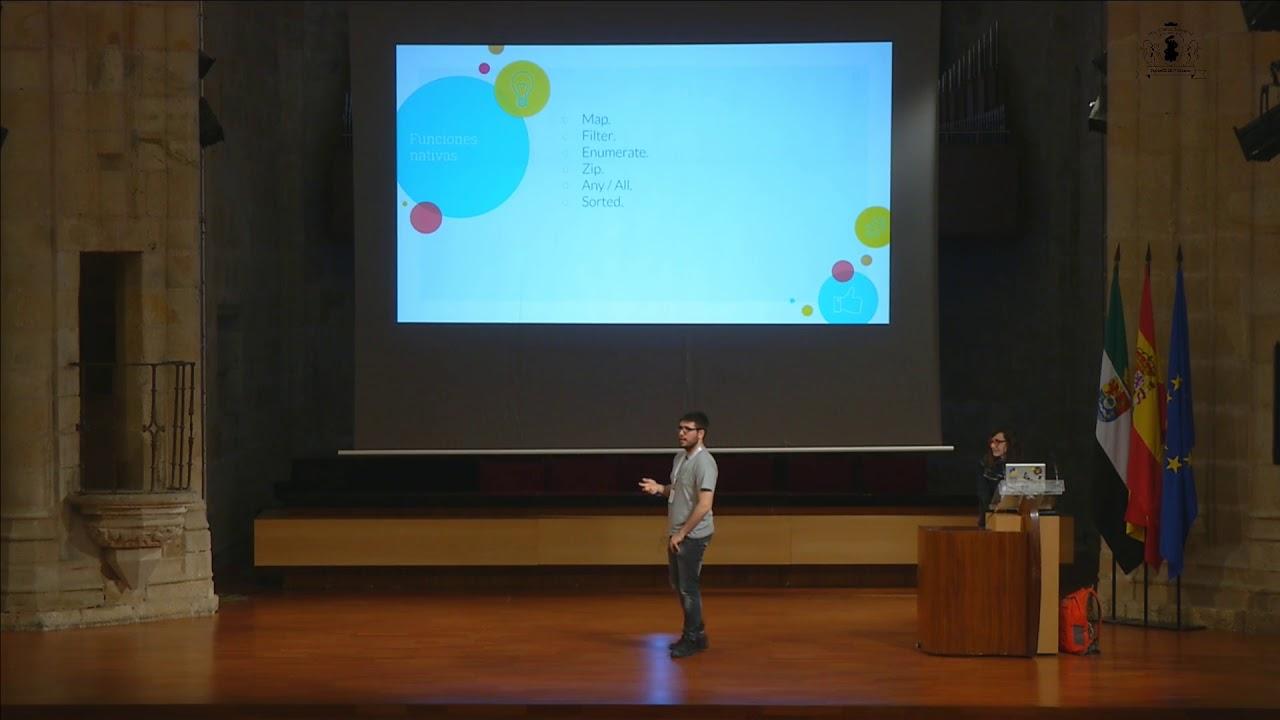 Image from Haskell es mi pastor y Python, mi profeta