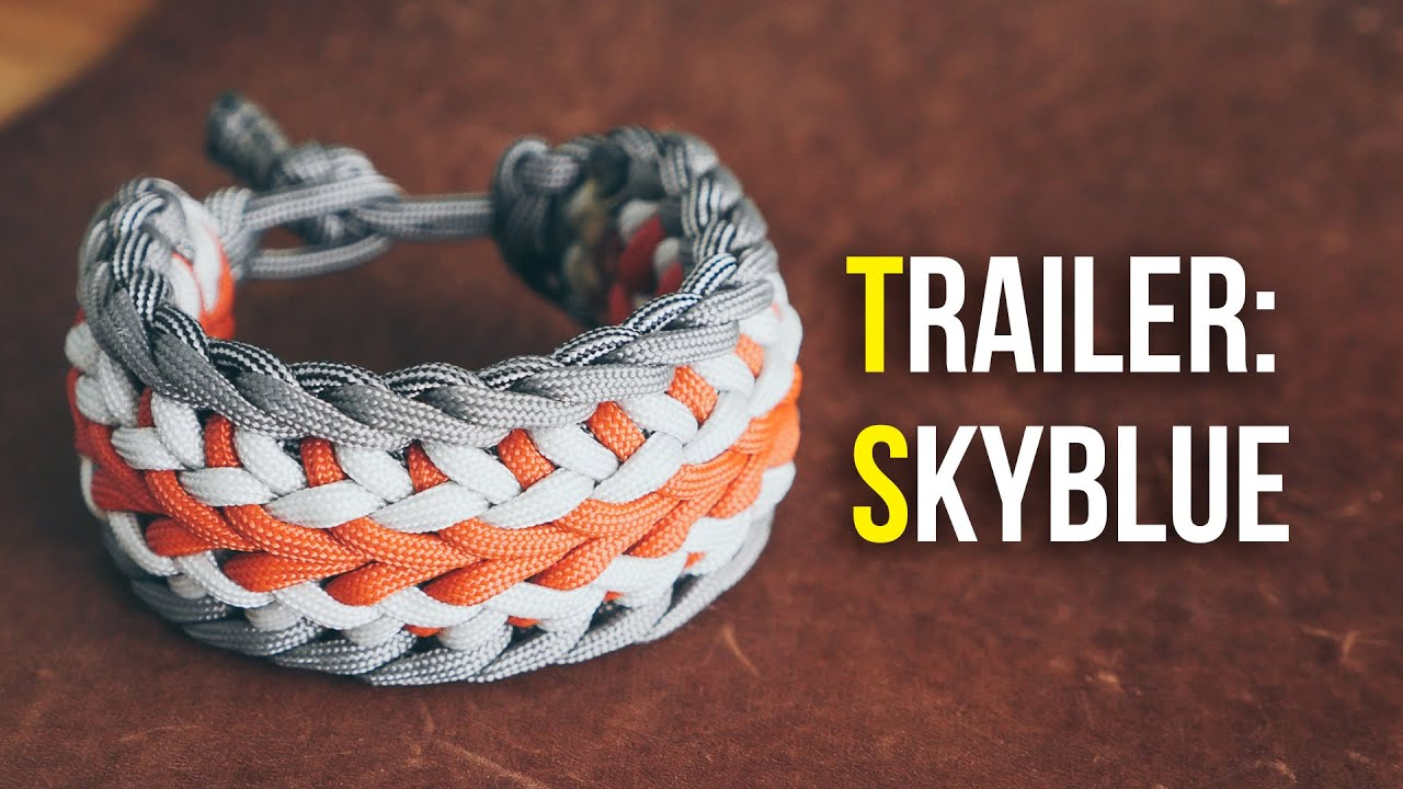 Skyblue Paracord | TRAILER | Patreon Exclusive