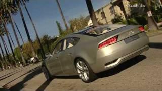 Audi A7 2010 Concept Car