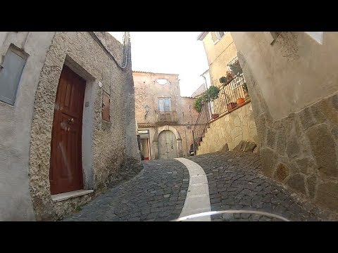 Wrong turn through 11th century Italy town?