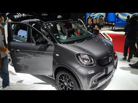 In Depth Tour Smart ForFour CrossTown JDM - Indonesia
