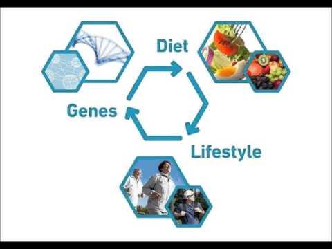 Nutrition Talks: Lifestyle or Genetics with Dr. Kathryn May & Meg Davis – Oct 5, 2014
