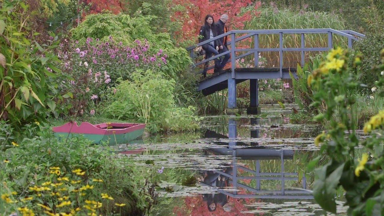 Jardin de picardie le jardin du peintre andr van beek for Jardin youtube