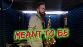 Bebe Rexha ft.  Florida Georgia Line - Meant To Be [Saxophone Cover] by Lumbersaxual