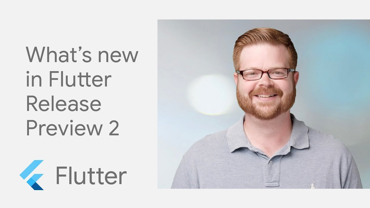 Google launches final preview of Flutter, its Android and iOS mobile