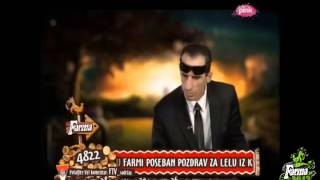 VIP Farma 4 - Ulazak Farmera - Ekrem Jevrić