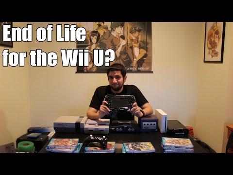 Decommissioning the Wii U, NX Theories, & Nintendo in 2016 - My 35 Minute Ramble