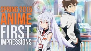 Spring 2015 Anime - First Impressions