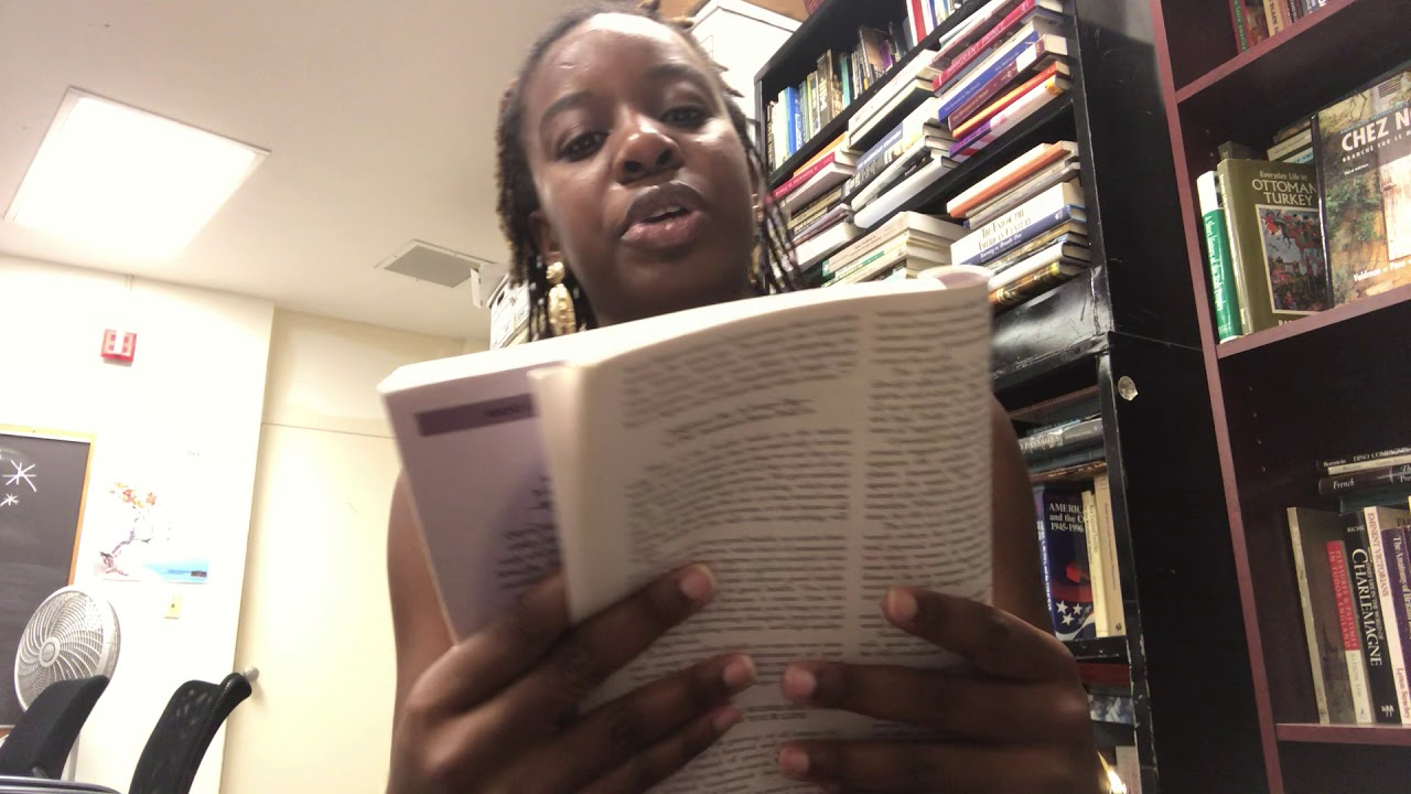 Sacred Woman by Queen Afua: Preface Reading
