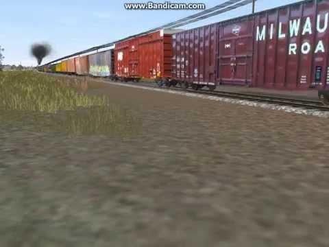 Trainz 12 CSX `Coal from Kentucky` by LFLO126