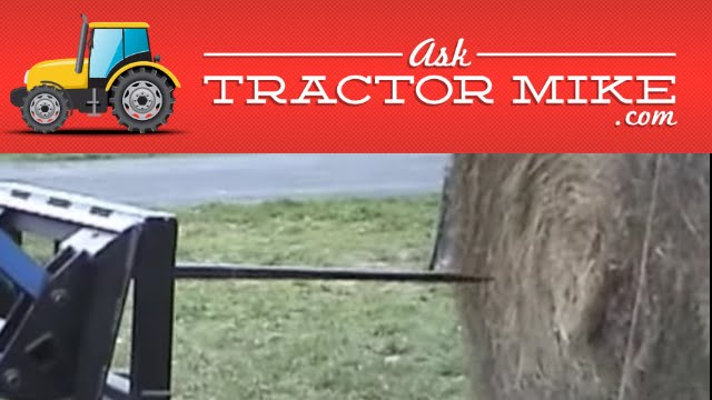 Best Attachments for Moving Hay Bales