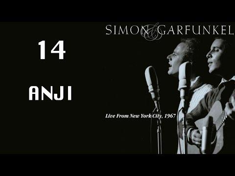 Anji - Live from NYC 1967 (Simon & Garfunkel) mp3