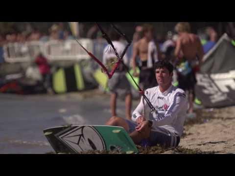 Kite surf pro New Caledonia