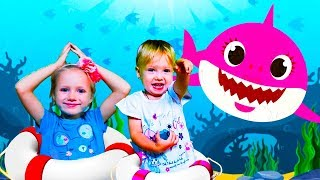 Baby Shark Song   Baby Songs by Olivia Kids Tube