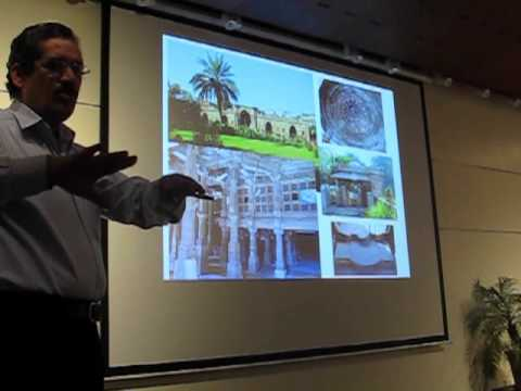 Talk by Y. S. Rawat, Director of Gujarat State Archeology, ASI