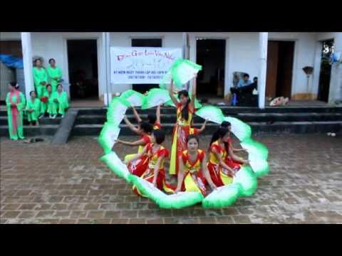 lễ kỉ niệm 20/10/3013 chi hội phụ nữ thôn đại điền-đại đình-tam đảo-vĩnh phúc