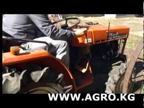 Беларус 320 TT71.RU Belarus 320 мини трактор mini tractor - YouTube