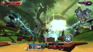 dungeon defenders 2 nm4 liferoot solo