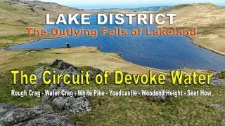 Lake District - The Outlying Fells - The Circuit of Devoke Water thumbnail
