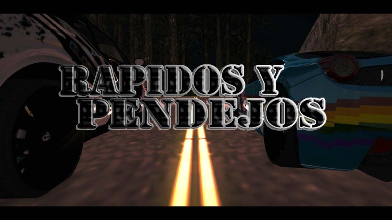 Rápidos y Pendjos - Gta San andreas (Loquendo)