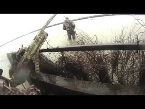 Mississippi Delta Duck Hunt 2015
