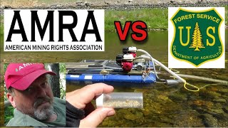 Forestry Service - Imposing False Laws? AMRA Takes On The Fight!