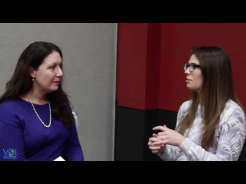 Dr. Amy Irwin: Discussing U.S. Oncology's efforts in the fight against breast cancer - part 1