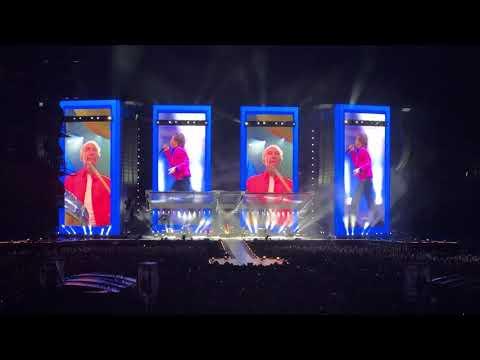 Rolling Stones Introduction - Jumping Jack Flash - Levi's Stadium - 8/18/19