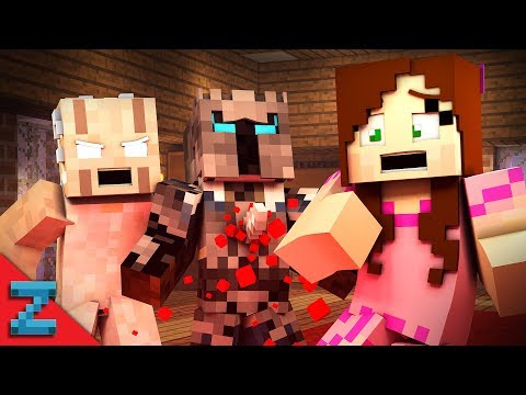 PopularMMOs Granny Horror Game Escape! (Minecraft Animation)