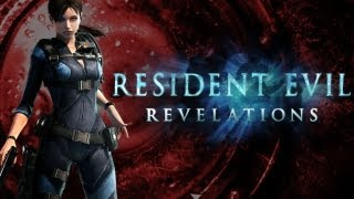 Resident Evil Revelations Playthrough