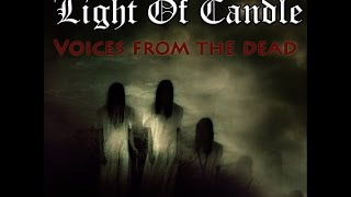 "Light Of Candle - ""Voices from the dead"" - Official Music Video"