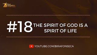 The Spirit of God is a Spirit of life