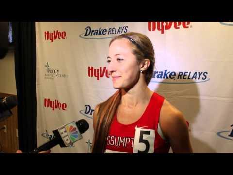Joy Ripslinger, Assumption | Drake Relays Presented by Hy-Vee | High School Girls 800m