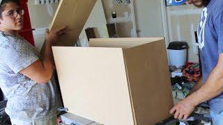 Ryobi Work Bench | Building Boxes Ep 2